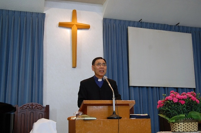 福永秀光牧師